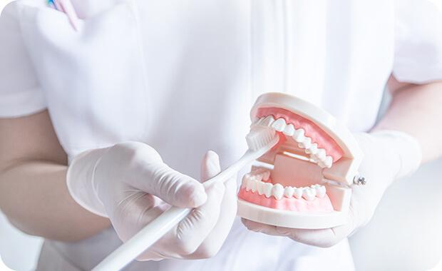 担当歯科衛生士によるプロフェッショナルケア