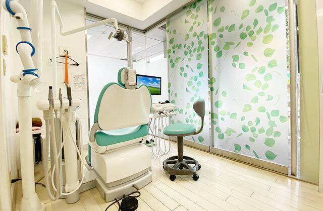 さぎぬまファミリー歯科の院内